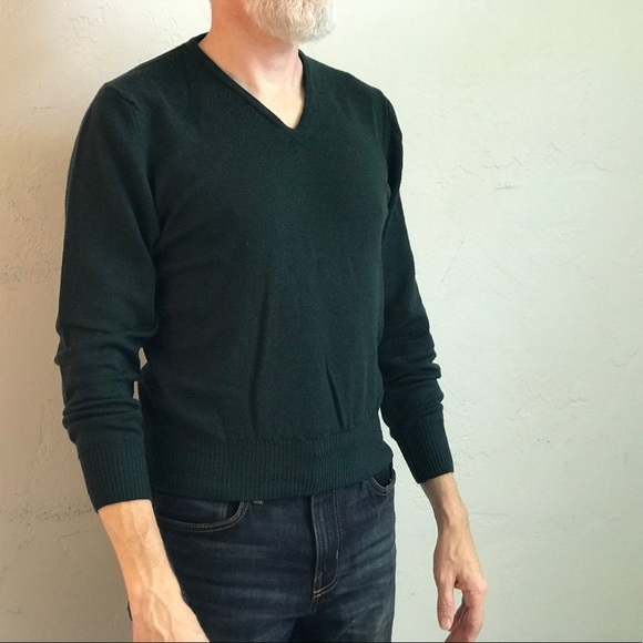 Zara Other - Zara V-Neck Sweater mens pullover trim fit